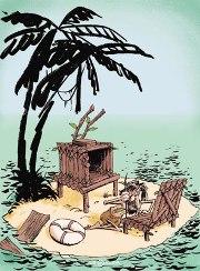 Cosas que no te llevarías a una isla desierta